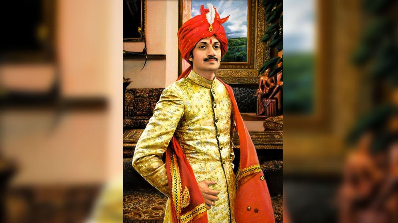 Manvendra Singh Gohil Inde
