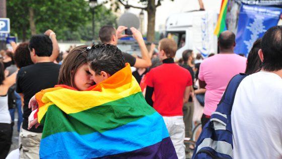 Un 4 juillet très LGBT+, militant et festif