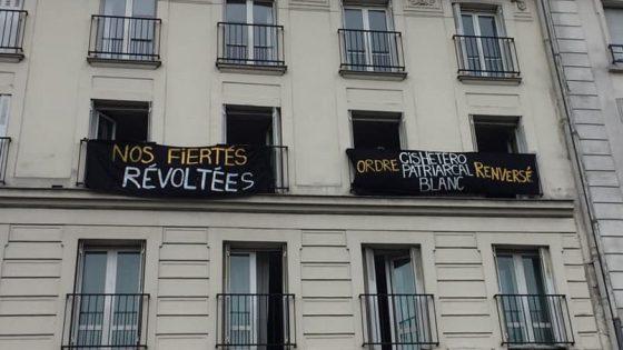 Une Pride «politique» rassemble des milliers de manifestant.e.s à Paris