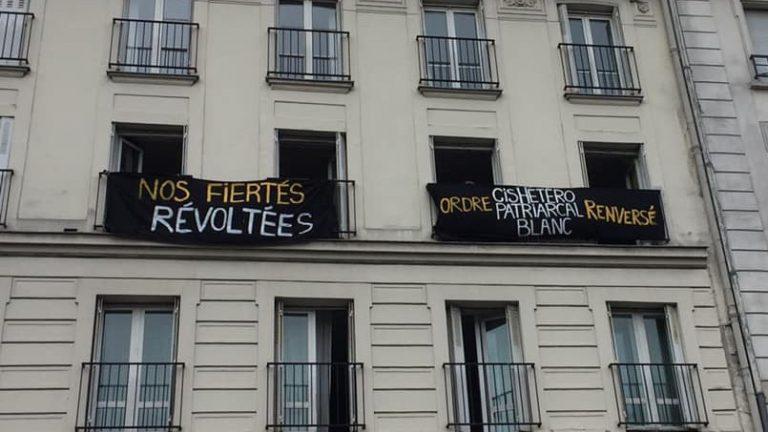 pride paris politique