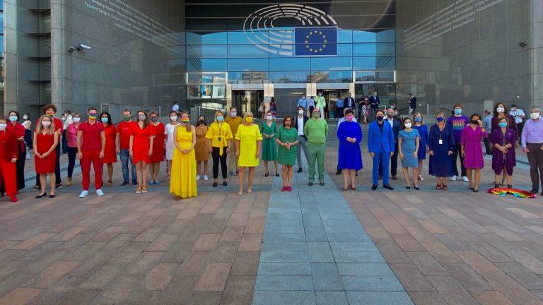 32 MEP's LGBT Pologne