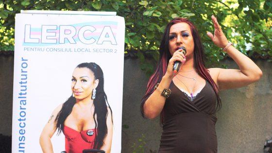 Antonella Lerca Duda, une militante trans et rom sur tous les fronts