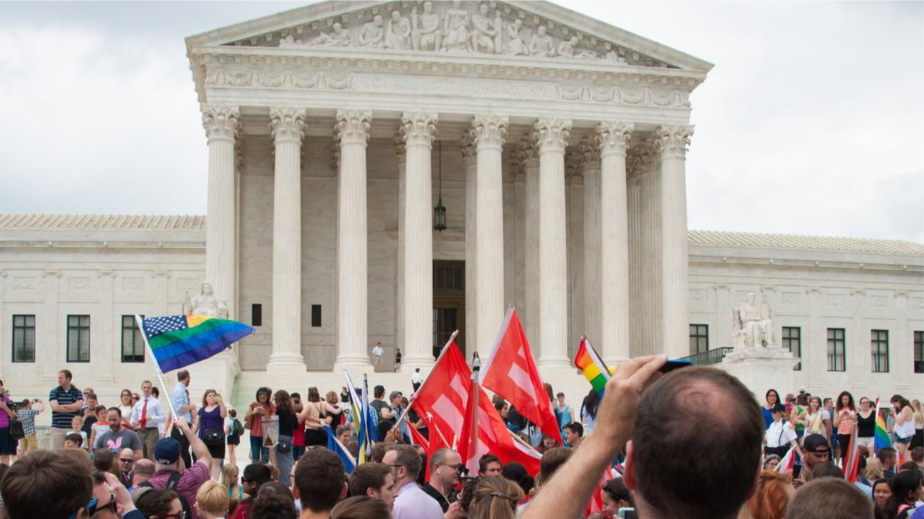 états-unis cour suprême mariage pour tous
