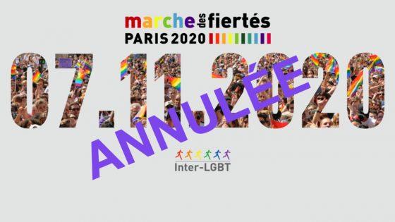 Pas de Marche des fiertés le 7 novembre… mais les associations d'IL-de-France vont multiplier les lieux de visibilité