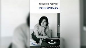 monique wittig opoponax