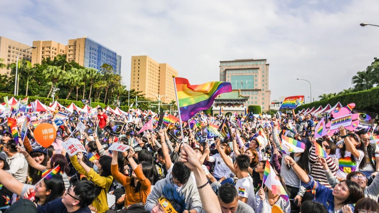 Taïwan pride