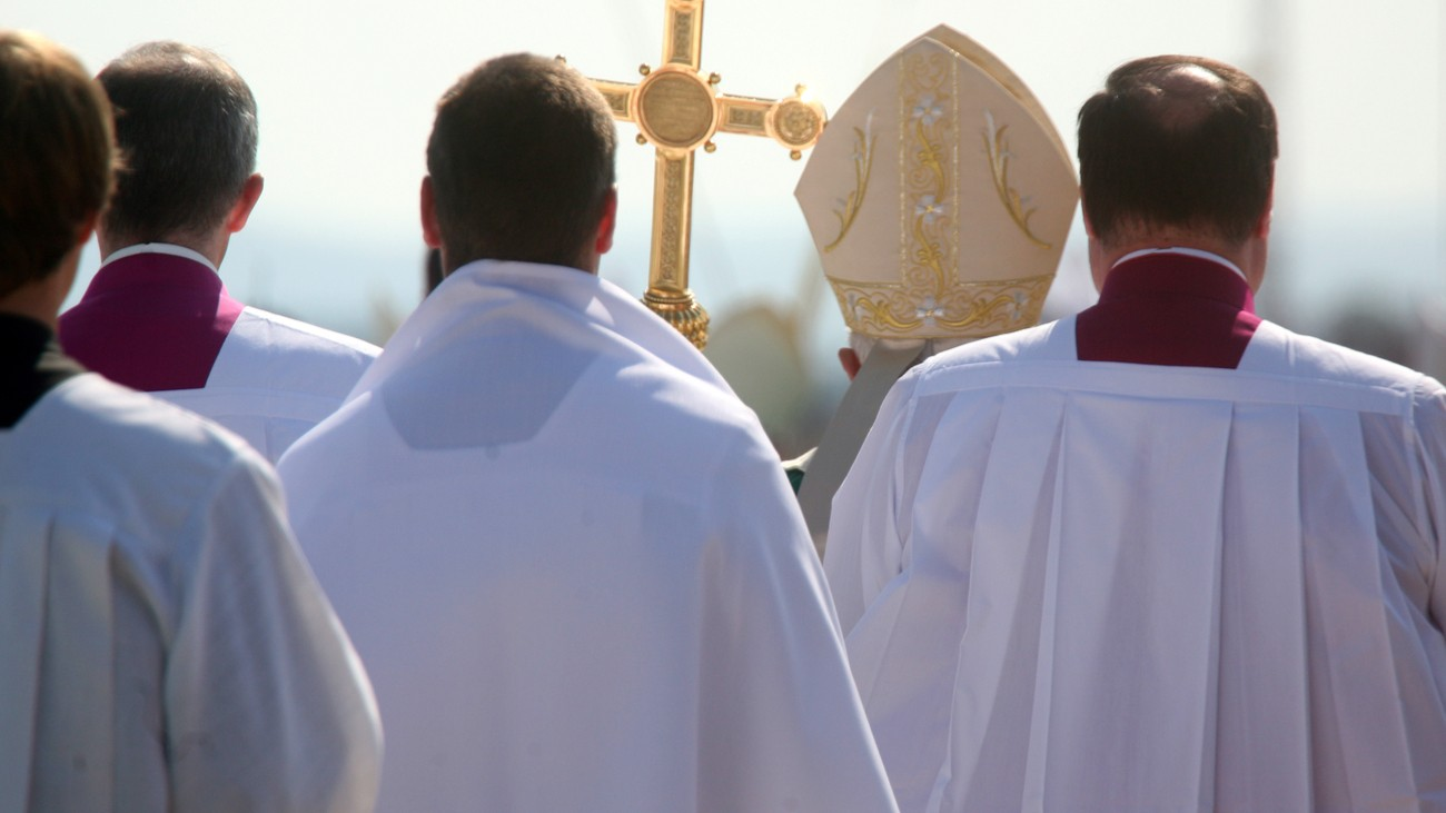 vatican prêtres