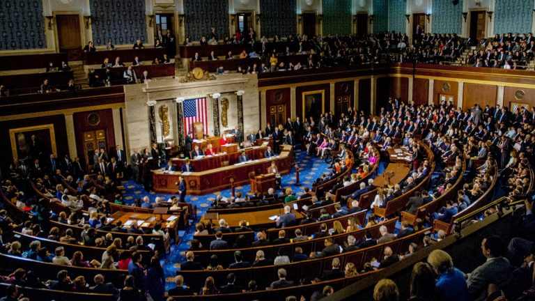 chambre des représentants états-unis