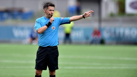 L'arbitre de football norvégien Tom Harald Hagen fait son coming out gay