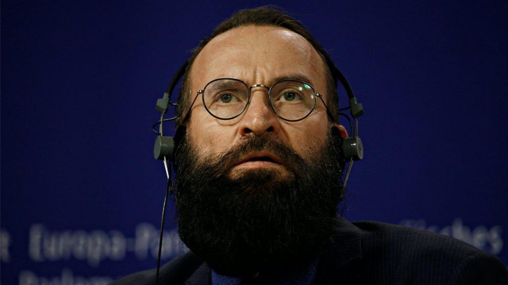 Jozsef Szajer Orban Hongrie