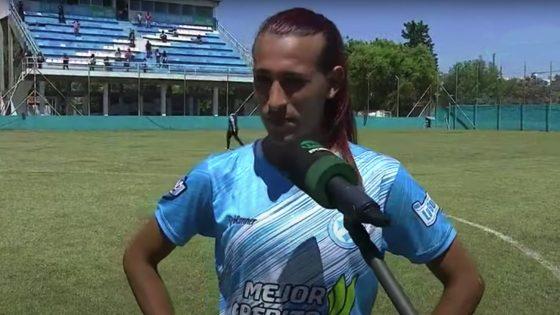 Mara Gomez est la première joueuse trans de football à jouer en première division féminine