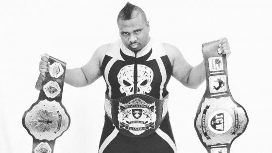 Le lutteur professionnel Mr Grim fait son coming out pan