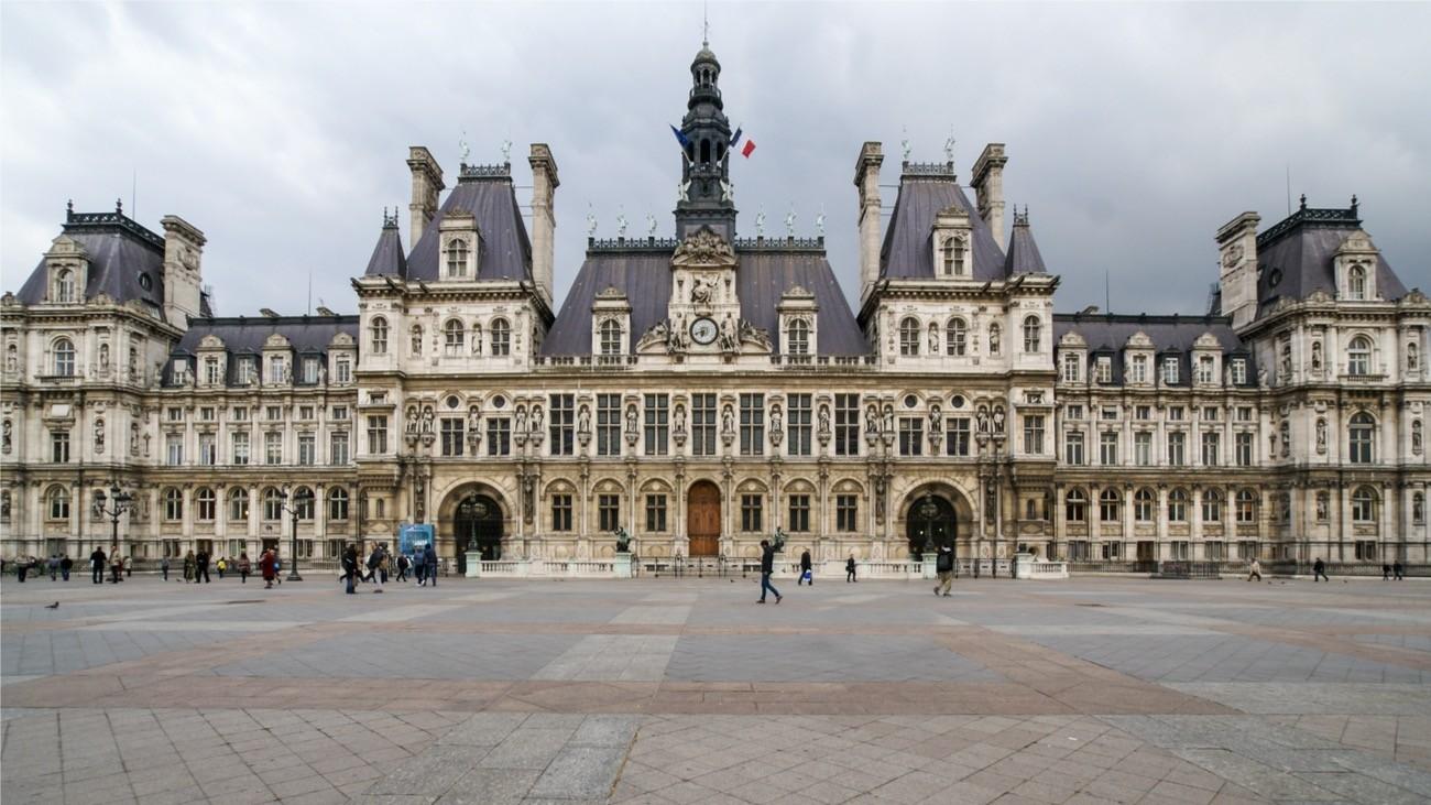 mairie de paris maxime cochard