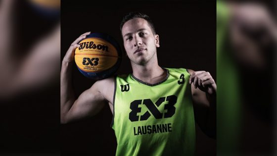 Le basketteur suisse Marco Lehmann fait son coming out gay