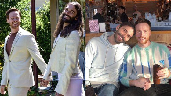 Jonathan Van Ness, l'expert coiffure non binaire de «Queer Eye» s'est marié!