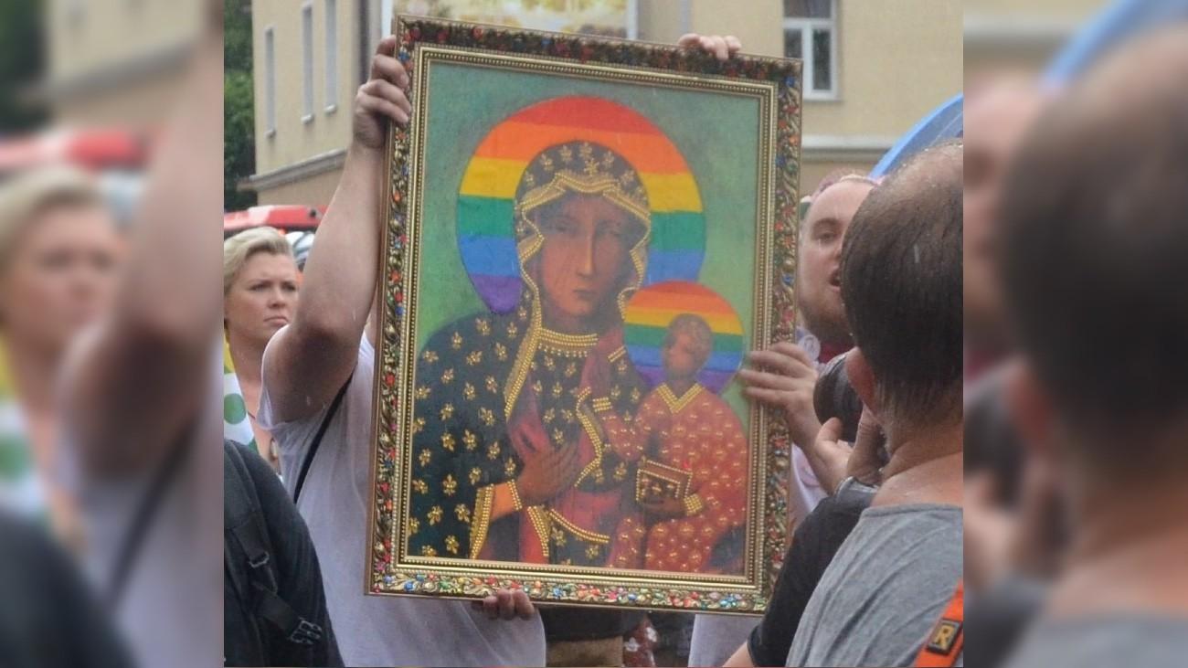 Pologne procès vierge