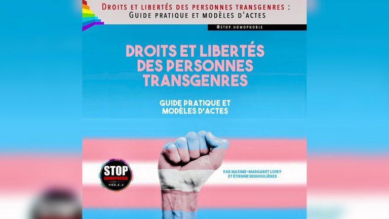 guide trans stop homophobie