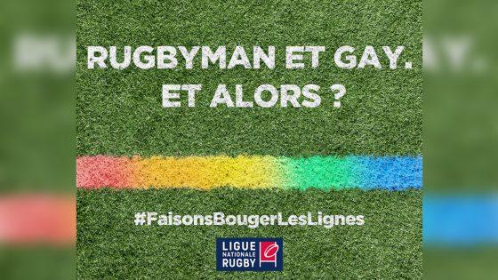 La Ligue nationale de rugby veut plaquer l'homophobie