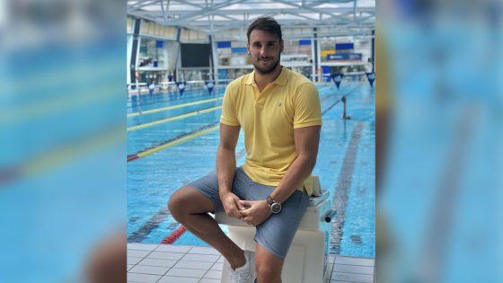 V�ctor Gutiérrez, joueur gay de water-polo, dénonce l'homophobie dans le sport