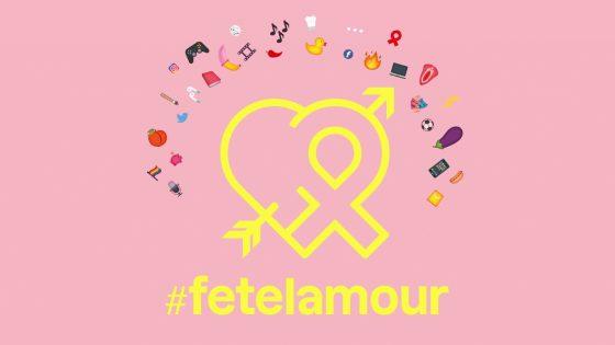 Aides revient avec #fetelamour, pour financer un centre de santé sexuelle