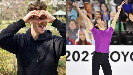 Jason Brown, patineur américain médaillé olympique, vient de faire son coming out