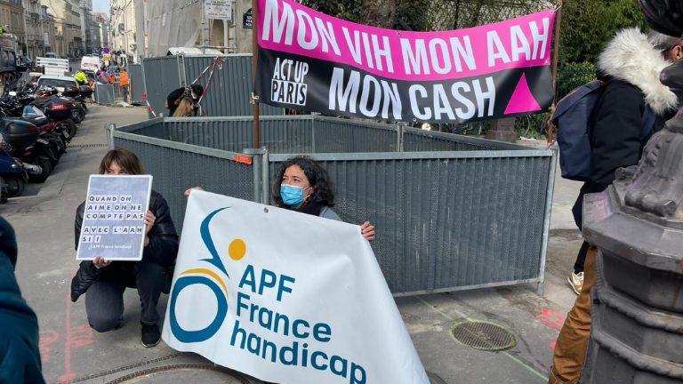 marche AAH Paris