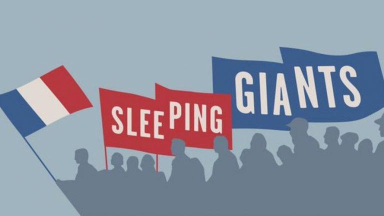 sleeping giants valeurs actuelles