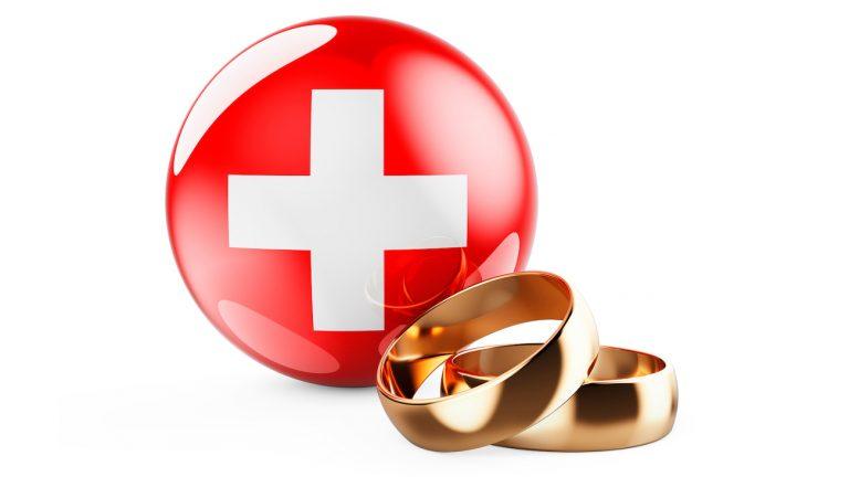 Les suisses favorable au mariage pour tou-tes (sondage)