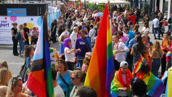 La WorldPride Copenhague 2021 en images