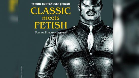«Classic Meets Fetisch»: une soirée cuir et BDSM dans une église de Berlin