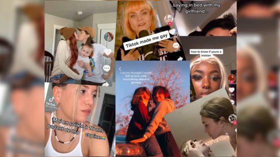 TikTok, nouveau havre de la culture lesbienne?