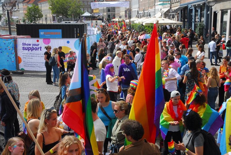 WorldPride Copenhague 2021