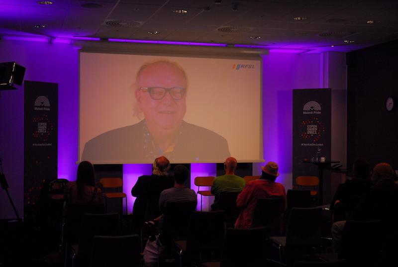 Conférence Droits Humains - Malmö
